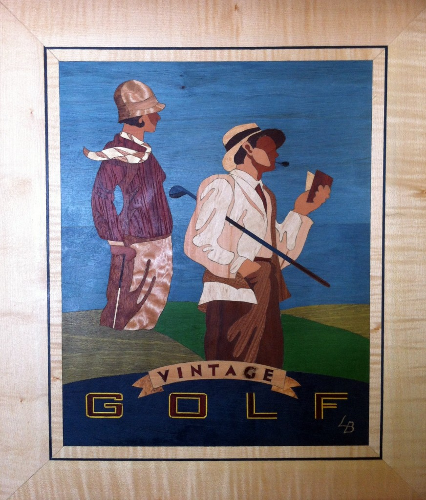 Golf Vintage 3